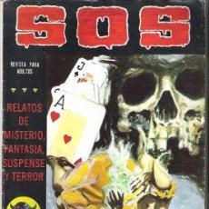 Tebeos: SOS - SOLO PARA MATAR *** NUM29 EPOCA 2 1982. Lote 17541523