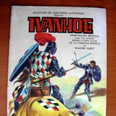 Tebeos: IVANHOE - EDITORIAL VALENCIANA 1966. Lote 9333550