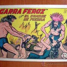 Tebeos: EL HOMBRE DE PIEDRA, Nº 126 - EDITORIAL VALENCIANA 1950. Lote 9370319