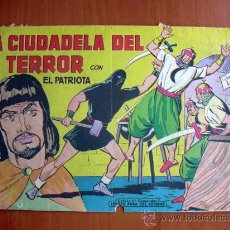 Tebeos: EL PATRIOTA, Nº 11 - EDITORIAL VALENCIANA 1961. Lote 9387325