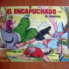 Tebeos: EL PATRIOTA, Nº 10 - EDITORIAL VALENCIANA 1961. Lote 9387333