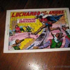 Tebeos: EL ESPADACHIN ENMASCARADO LUCHANDO POR SUS AMIGOS Nº 14 2ª EDICION 1981. Lote 9413234