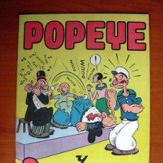 Tebeos: POPEYE Y COCOLISO - EDITORIAL VALENCIANA 1948. Lote 9530627