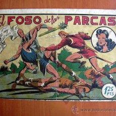 Tebeos: EL REY DEL MAR, Nº 11 - EDITORIAL VALENCIANA 1948. Lote 9530665