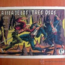Tebeos: EL REY DEL MAR, Nº 14 - EDITORIAL VALENCIANA 1948. Lote 9530686