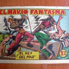 Tebeos: EL REY DEL MAR, Nº 17 - EDITORIAL VALENCIANA 1948. Lote 9530707