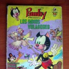 Tebeos: LIBROS ILUSTRADOS PUMBY, Nº 10 - EDITORIAL VALENCIANA 1967. Lote 9642460