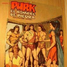 Tebeos: CÓMIC PURK EL HOMBRE DE PIEDRA -ATILY, LA MUJER TERRIBLE- Nº 14, AÑO 1974.. Lote 1133234