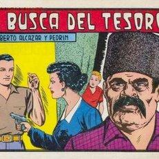Tebeos: ROBERTO ALCAZAR Y PEDRIN Nº 107. Lote 1462880