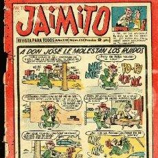 Tebeos: EDITORIAL VALENCIANA-REVISTA PARA TODOS JAIMITO AÑOXIII,Nº 451,31 MAYO 1958. Lote 1641980