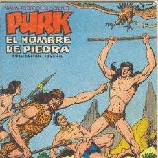 Tebeos: PURK, EL HOMBRE DE PIEDRA, Nº 5. Lote 1928553