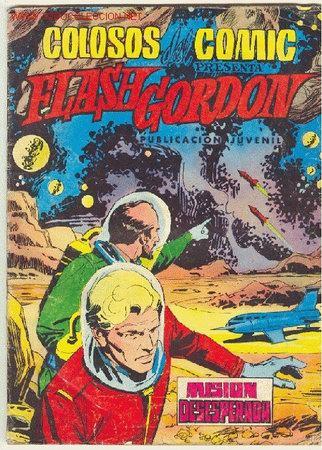 FLASH GORDON - COLOSOS DEL COMIC Nº 25 - EDIT. VALENCIANA (Tebeos y Comics - Valenciana - Colosos del Comic)
