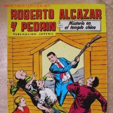 Tebeos: ROBERTO ALCAZAR - Nº 235.. Lote 27451585