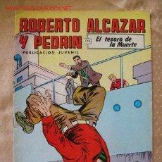Tebeos: ROBERTO ALCAZAR - Nº 221.. Lote 27451578