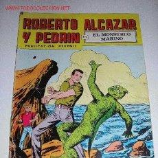 Tebeos: ROBERTO ALCAZAR - Nº 201.. Lote 25472739