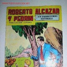 Tebeos: ROBERTO ALCAZAR - Nº 165.. Lote 27451563