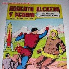 Tebeos: ROBERTO ALCAZAR - Nº 162.. Lote 25472741