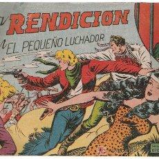 Tebeos: EL PEQUEÑO LUCHADOR.VALENCIANA 1960. Nº 71. Lote 9761145