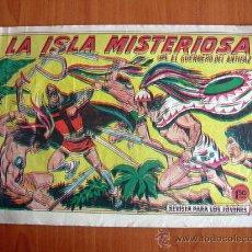 Tebeos: EL GUERRERO DEL ANTIFAZ, Nº 395 - EDITORIAL VALENCIANA 1944. Lote 9973836