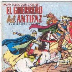 Tebeos: EL GUERRERO DEL ANTIFAZ,LOTE DE 220 NUMEROS,SE VENDEN POR SEPARADO.PIDE NUMEROS Y PERSONALIZO LOTE. Lote 26915829