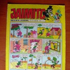 Tebeos: JAIMITO, Nº 1274 - EDITORIAL VALENCIANA 1945. Lote 10233137