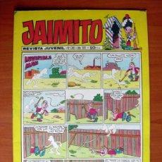 Tebeos: JAIMITO, Nº 1306 - EDITORIAL VALENCIANA 1945. Lote 10233590