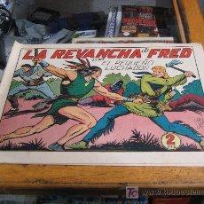 Tebeos: EL PEQUEÑO LUCHADOR N-97,AÑOS 40,TAMAÑO GRANDE.. Lote 10261082