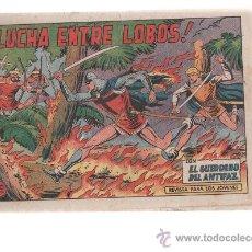 Tebeos: GUERRERO DEL ANTIFAC Nº433 ORIGINAL. Lote 10300475