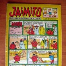 Tebeos: JAIMITO, Nº 879 - EDITORIAL VALENCIANA. Lote 10396289