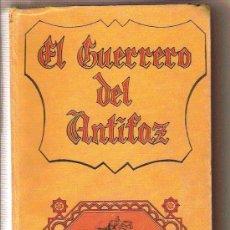Tebeos: GUERRERO DEL ANTIFAZ TOMO 4 EDITA VALENCIANA . Lote 24577216