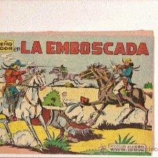 Tebeos: EL PEQUEÑO LUCHADOR SEGUNDA Nº10 DE VALENCIANA . Lote 24391601