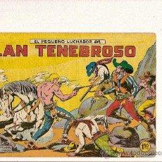 Tebeos: EL PEQUEÑO LUCHADOR SEGUNDA Nº34 DE VALENCIANA . Lote 24391604