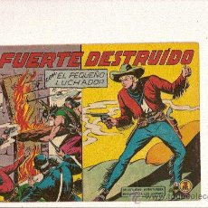 Tebeos: EL PEQUEÑO LUCHADOR SEGUNDA Nº101 DE VALENCIANA . Lote 24391608