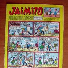 Tebeos: JAIMITO, Nº 935 - EDITORIAL VALENCIANA. Lote 10473454