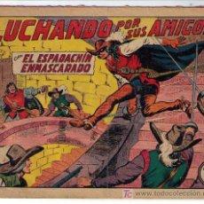 Tebeos: EL ESPADACHÍN ENMASCARADO.Nº 40. Lote 20620422