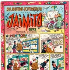 Tebeos: ALBUM CÓMICO DE JAIMITO PARA 1972. Lote 17849574