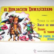 Tebeos: EL ESPADACHIN ENMASCARADO.-TOMO 2. Lote 25898700
