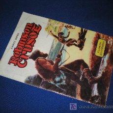 Tebeos: CLASICOS ILUSTRADOS Nº 3 - ROBINSON CRUSOE - DANIEL DEFOE - EDIVAL 1984. Lote 10540131