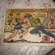 Tebeos: EL PEQUEÑO LUCHADOR N-61,AÑOS 40,TAMAÑO GRANDE.. Lote 10557774