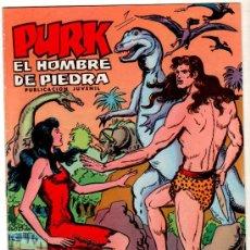 Tebeos: PURK EL HOMBRE DE PIEDRA, 114 NºS,COMPLETA, Y SUELTOS,. Lote 24120010