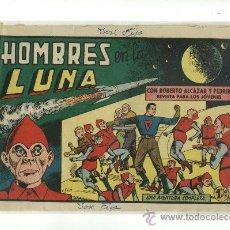 Tebeos: ROBERTO ALCAZAR Y PEDRIN - HOMBRES EN LA LUNA - EDITORIAL VALENCIANA. Lote 25904144