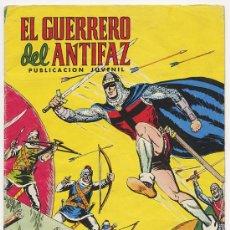Tebeos: DOS EJEMPLARES DEL GUERRERO DEL ANTIFAZ.1978. Lote 22933897