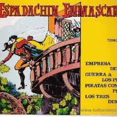 Tebeos: EL ESPADACHÍN ENMASCARADO. TOMO 6. Lote 26099432