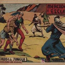 Tebeos: EL HIJO DE LA JUNGLA. Nº 62. SIN ABRIR. Lote 17209361