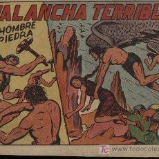 Tebeos: EL HOMBRE DE PIEDRA. Nº 57. Lote 17033375