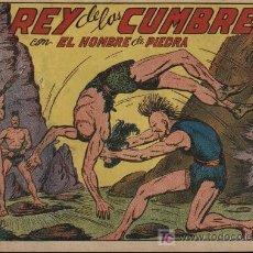 BDs: EL HOMBRE DE PIEDRA. Nº 133. Lote 157728836