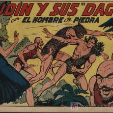 BDs: EL HOMBRE DE PIEDRA. Nº 120. Lote 157728604