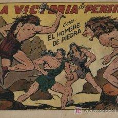 Tebeos: EL HOMBRE DE PIEDRA. Nº 38. Lote 17033380