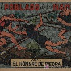 Tebeos: EL HOMBRE DE PIEDRA. Nº 16. Lote 17295695