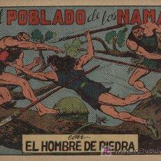 Tebeos: EL HOMBRE DE PIEDRA. Nº 16. Lote 17333649